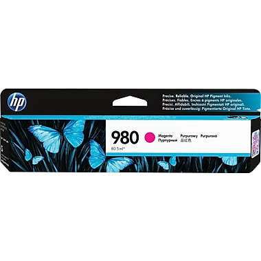 HP 980A (D8J08A) Magenta Ink Cartridge