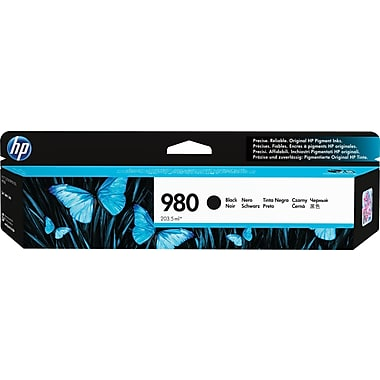 HP 980A (D8J10A) Black Ink Cartridge