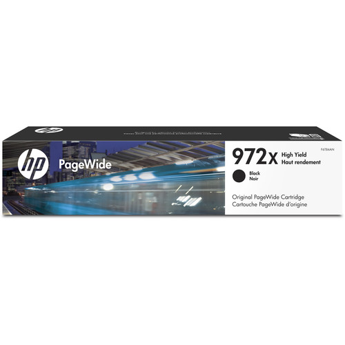 HP 972X (F6T84AN) Black High Yield Ink Cartridge