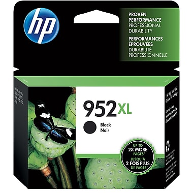 HP F6U19AN (952XL) High Yield Black Ink Cartridge