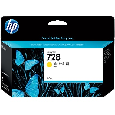 HP F9J65A (728) Yellow Ink Cartridge