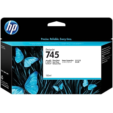 HP F9J98A (745) Photo Black Ink Cartridge