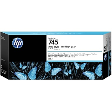 HP 745 (F9K04A) Photo Black 300ml Ink Cartridge