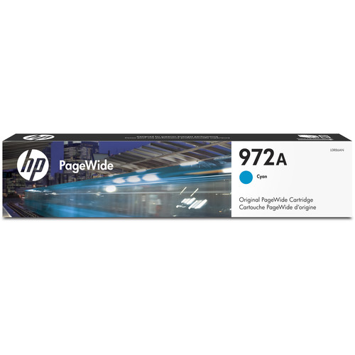 HP 972A (L0R86AN) Cyan Ink Cartridge