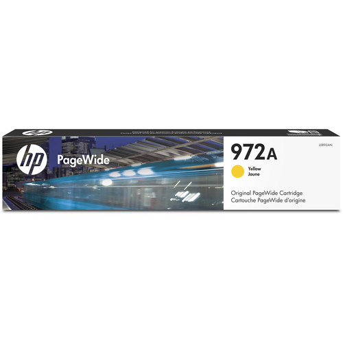 HP 972A (L0R92AN) Yellow Ink Cartridge
