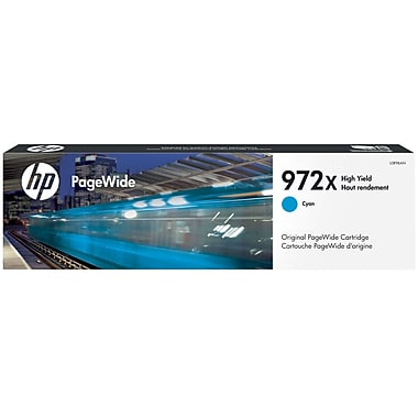 HP 972X (L0R98AN) Cyan High Yield Ink Cartridge