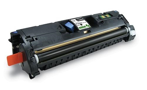 Compatible HP Q3960A Black Toner Cartridge