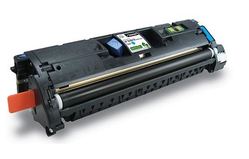 Compatible HP Q3961A Cyan Toner Cartridge