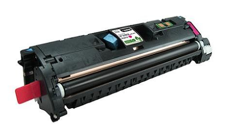 Compatible HP Q3963A Magenta Toner Cartridge