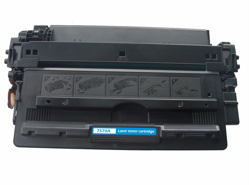 Compatible HP Q7570A (70A) Black Toner Cartridge