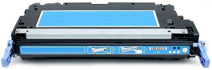 Compatible HP Q7581A (503A) Cyan Toner Cartridge