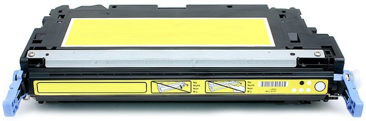 Compatible HP Q7582A (503A) Yellow Toner Cartridge
