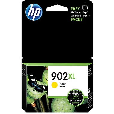 HP 902XL (T6M10AN) Yellow High Yield Ink Cartridge