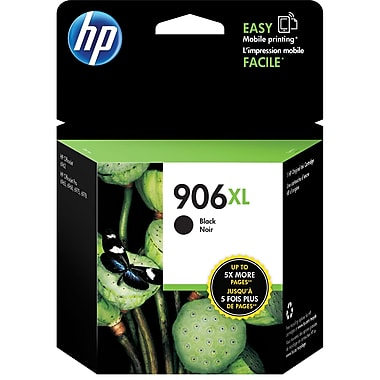 HP 906XL (T6M18AN) Black Extra High Yield Ink Cartridge