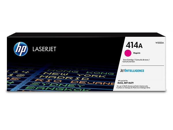 HP W2023A (414A) Magenta Toner Cartridge