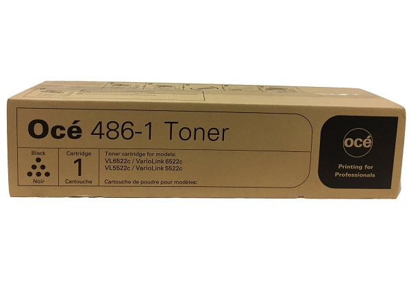 Oce / Imagistics Genuine 486-1 (29951185) Black Toner Cartridge