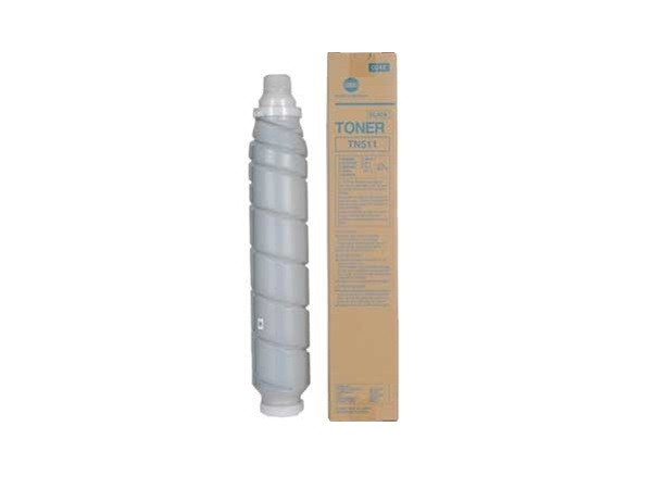 Konica Minolta 024E (TN511) Black Toner Cartridge