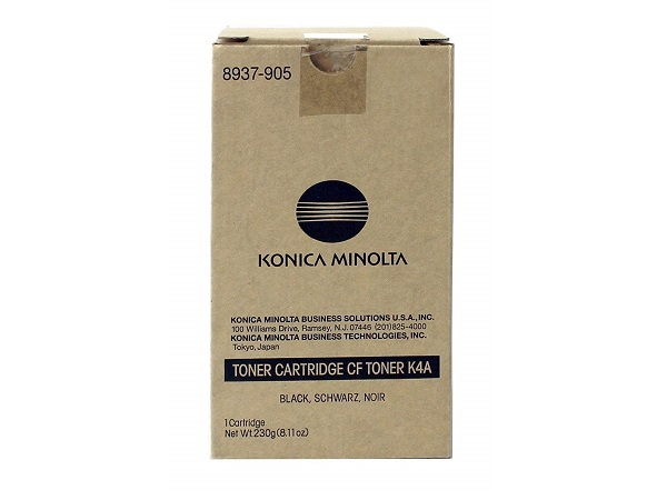 Konica Minolta 8937-905 Black Toner Cartridge