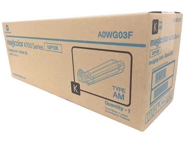 Konica Minolta A06V333 Magenta High Yield Toner Cartridge