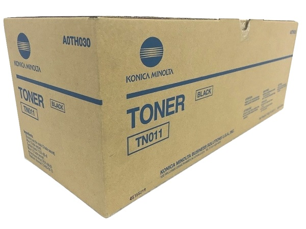 Konica Minolta A0TH030 (TN011) Black Toner Cartridge