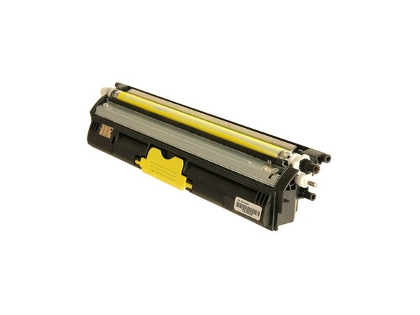 Compatible Konica Minolta A0V306F Yellow High Yield Toner Cartridge