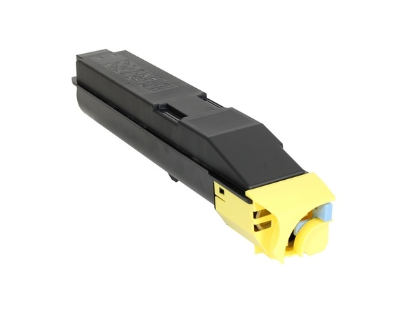 Compatible Kyocera TK-8307Y (TK8307Y) Yellow Toner Cartridge