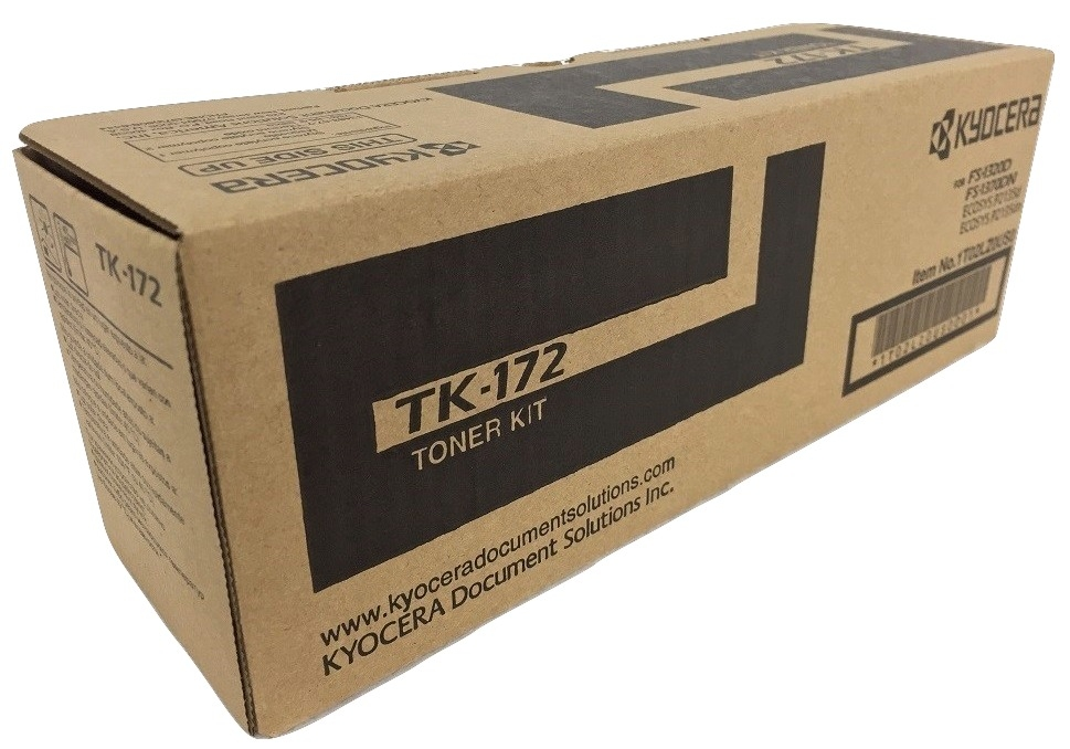 Kyocera TK-172 (1T02LZ0US0) Black Toner Cartridge