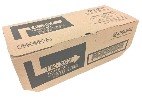 Kyocera TK-352 (TK352) Black Toner Cartridge