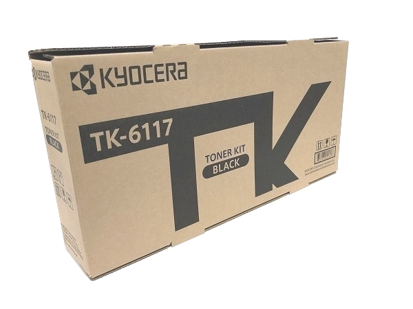 Kyocera TK-6117 (1T02P10US0) Black Toner Cartridge