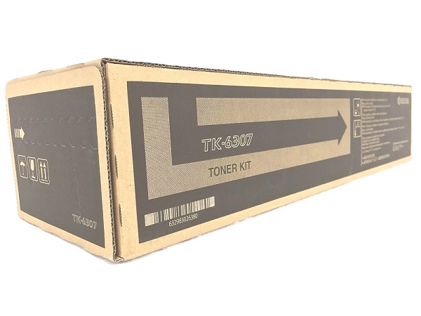 Kyocera TK-6307K (TK6307K) Black Toner Cartridge