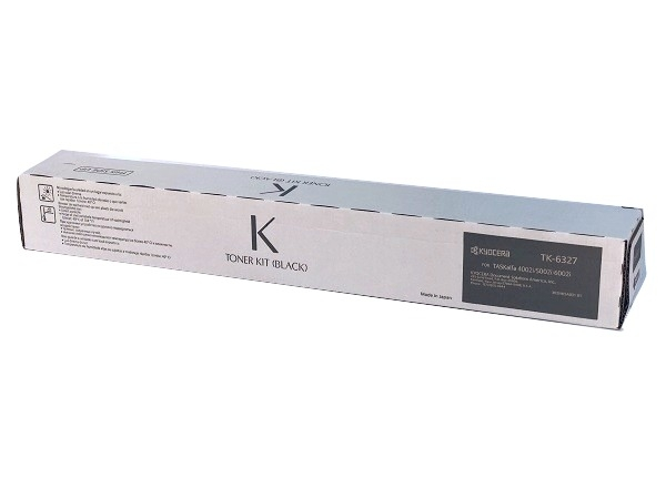 Kyocera TK-6327 (1T02NK0US0) Black Toner Cartridge
