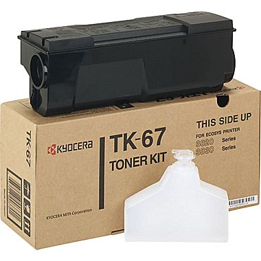 Kyocera TK-67 (TK67) Black Toner Cartridge *7 Instock Clearance Item*