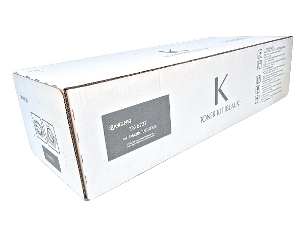 Kyocera TK-6727 (1T02NJ0CS0) Black Toner Cartridge