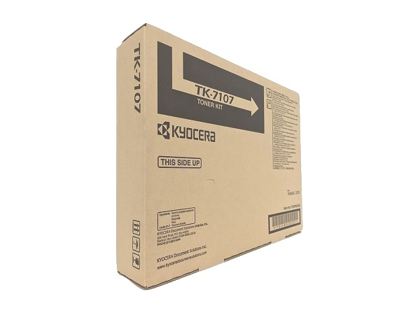 Kyocera TK-7107 (1T02P80US0) Black Toner Cartridge