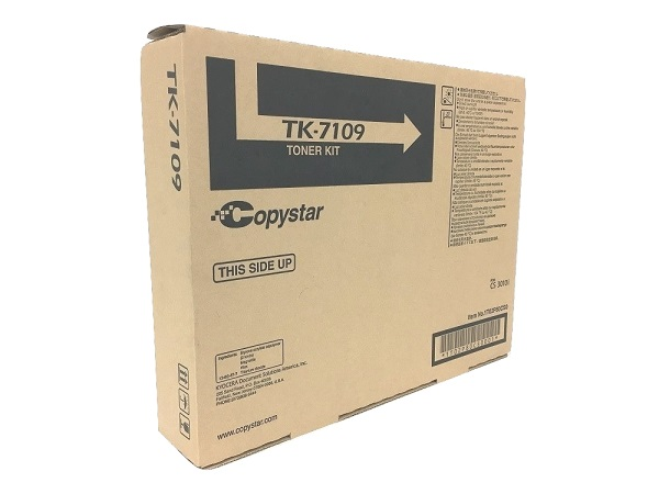 Copystar TK-7109 (1T02P80CS0) Black Toner Cartridge