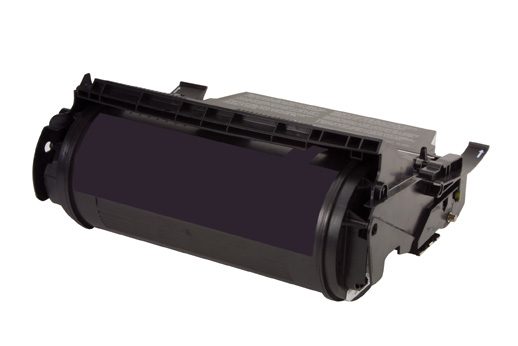 Compatible Lexmark 12A6865 (12A6869) Black Toner / Drum Cartridge - High Capacity