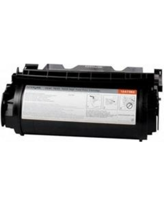 Compatible Lexmark 12A7365 High Capacity Black Toner Cartridge