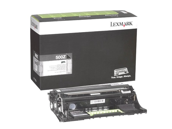 Lexmark 500ZA (50F0ZA0) Black Imaging Unit