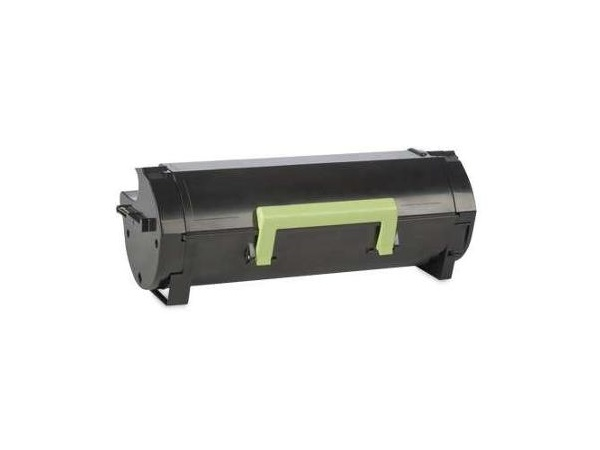 Compatible Lexmark 50F1H00 (501H) Black High Yield Toner Cartridge