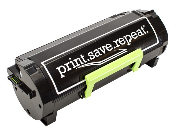 Compatible Lexmark 51B0HA0 Black Toner Cartridge