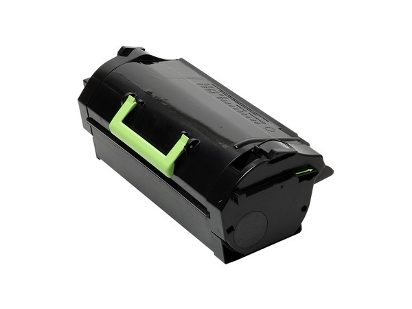 Compatible Lexmark 521H (52D1H00) Black High Yield Toner Cartridge
