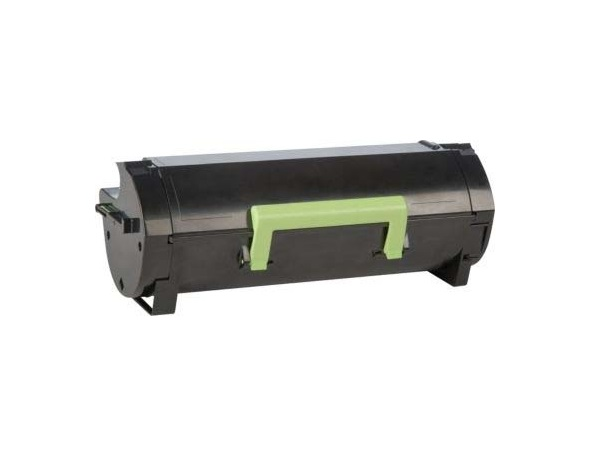 Compatible Lexmark 521X (52D1X00) Black Extra High Yield Toner Cartridge