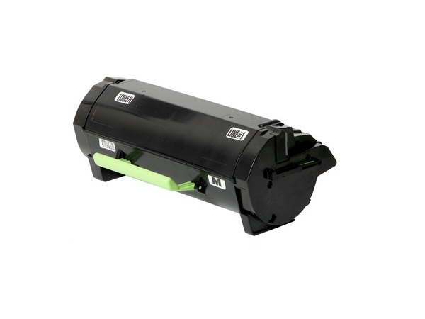 Compatible Lexmark 601H (60F1H00) Black High Yield Toner Cartridge