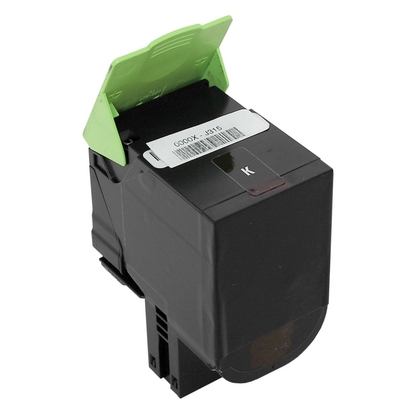Compatible Lexmark 70C1HK0 (701HK) Black High Yield Toner Cartridge