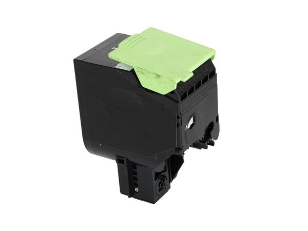 Compatible Lexmark 80C1SK0 Black Toner Cartridge