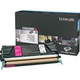 Lexmark C5222MS (C5220MS) Magenta Toner Cartridge
