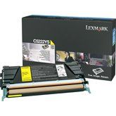 Lexmark C5222YS (C5220YS) Yellow Toner Cartridge