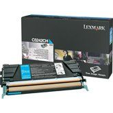 Lexmark C5242CH Cyan Toner Cartridge High Capacity