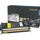 Lexmark C5242YH Yellow Toner Cartridge High Capacity
