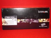 Lexmark C780H1KG Black Toner Cartridge High Capacity Return Program